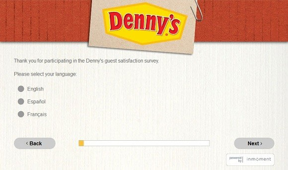DennysListens Survey