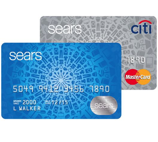 Forgot Password for sears card activation