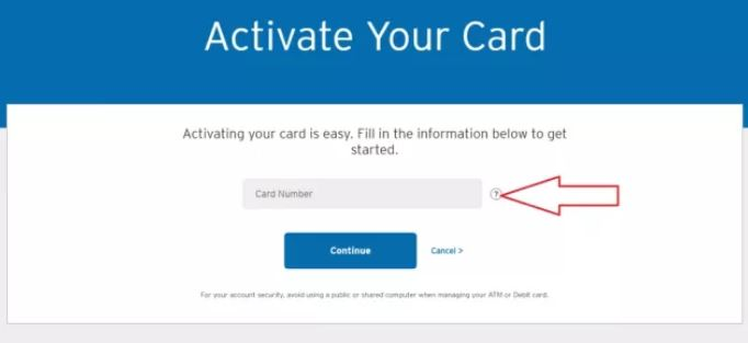 Procedure of Sears MasterCard Activation