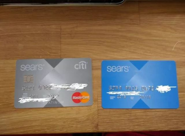Sears Card Activation