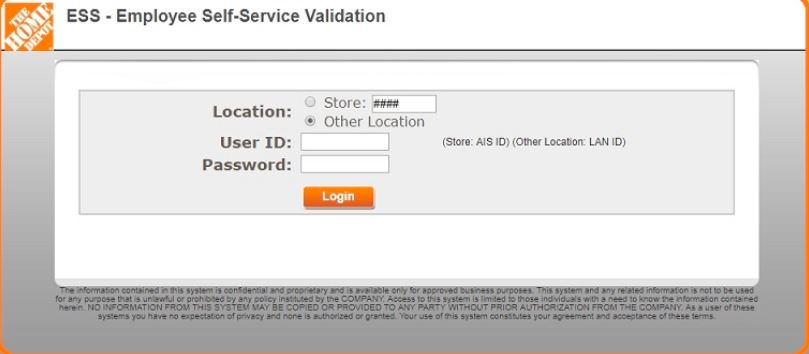 Mythdhr Login Login At Mythdhr Home Depot Myapron Thd