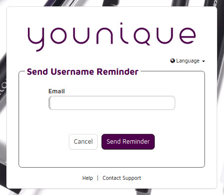 Younique-Payquicker-Login